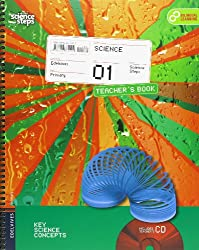 Science 1º Primary Teacher`s Book (Project Science Steps)