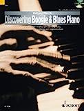 discovering boogie and blues piano cd piano m?thode de boogie woogie et de blues
