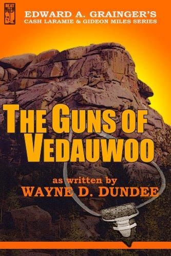 The Guns of Vedauwoo (Cash Laramie & Gideon Miles Series Book 6) (English Edition) - Mens L/s Western Shirt
