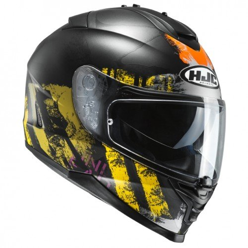 HJC Casco Moto IS17 SHAPY MC3SF L