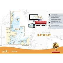 Sportbootkarten Satz 5: Kattegat (Ausgabe 2017)