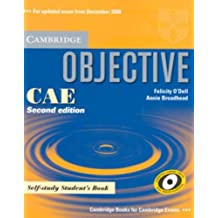 OBJECTIVE CAE SELF ST 2ªED