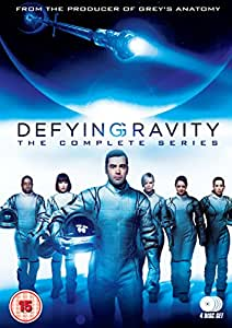 Defying Gravity: The Complete Series [DVD]