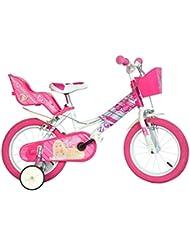 Dino Bikes - 164 R-PSS - Vélo pour fille 16 de 6 à 8 ans