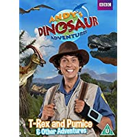 Andy s Dinosaur Adventures: T-Rex and Pumice and other stories - BBC