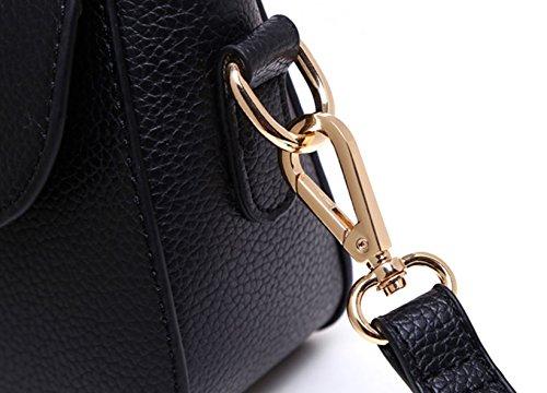 Borsa estiva, versione coreana di borsa a tracolla, zainetto obliqua mini, borse, semplice borsa quadrata selvaggia ( Colore : Blu zaffiro ) Blu zaffiro