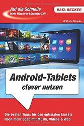 Auf die Schnelle: Android Tablets clever nutzen
