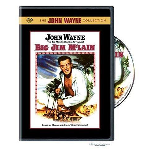 Big Jim McLain 1952 (region 2) John Wayne