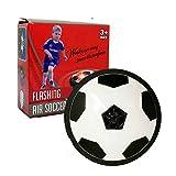 Republe LED-Licht-Musik-Flashing Fußball-Kugel spielt bunte Air Power Soccer Disc Indoor Schweben Fußball