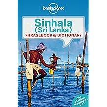 Sinhala Phrasebook & Dictionary - 4ed - Anglais