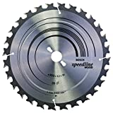 Bosch Professional Zubehör 2608640681 Kreissägeblatt Speedline Wood 300 x 30 x 3,2 mm, 28