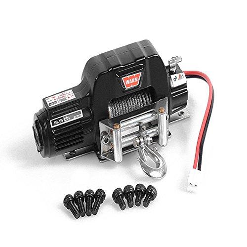 Yefun RC - Cabrestante eléctrico para coche para camión 1/10 TRX-4, axial SCX10 RC4WD D90 D10