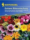 Essbare Blütenmischung Blüten für Gourmets einjährige Mischung