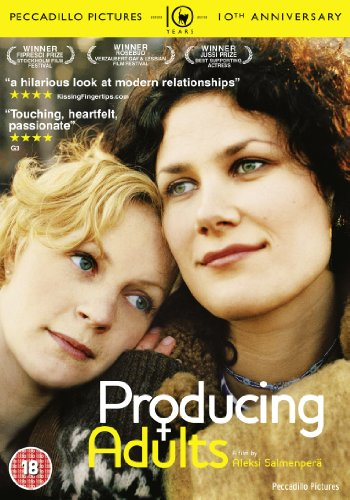 Producing Adults [DVD] [UK - Adult Dvd Gay