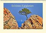 Schönes Katalonien (Wandkalender 2019 DIN A2 quer): Katalonien in Spanien ist immer eine Reise und einen Blick wert (Monatskalender, 14 Seiten ) (CALVENDO Orte) - Martina Fornal