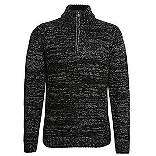 erren Modern Pullover Gr. L/ 112 cm, Navy / Grey Twist (Bad Guy Men In Black 3)