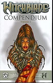 Witchblade Compendium Edition by Michael Turner (1582406340) | Amazon price tracker / tracking, Amazon price history charts, Amazon price watches, Amazon price drop alerts