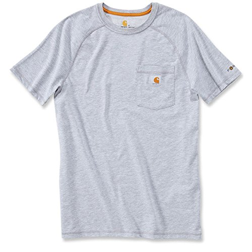 carhartt-mens-force-short-sleeve-t-shirt-carbon-heather-100410