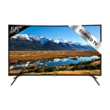 Continental edison TV LED uhd 4k écran incurvé 139,7cm (55'')