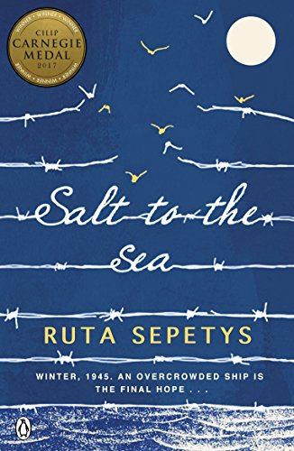 Salt to the Sea par Ruta Sepetys
