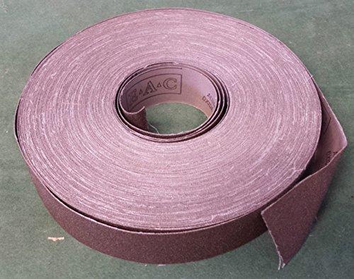 Englisch Abrasives Schleifleinen Coil 25mm x 50m Körnung 150