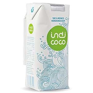 Indi Coco Kokoswasser, 12 x 330ml