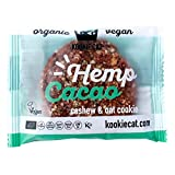 Kookie Cat | Hemp & Cacao Cookie | 12 x 50g
