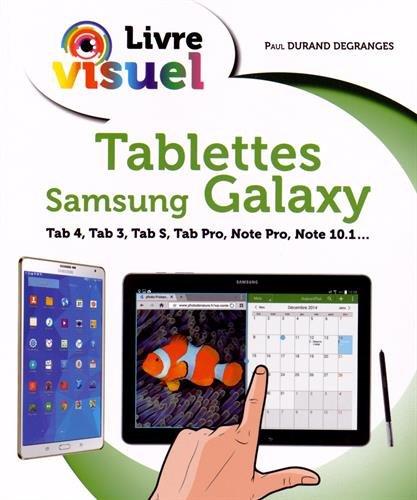 Le Livre visuel - Tablettes Samsung Galaxy