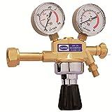 HARRIS Flaschendruckminderer Gasdruckregler Sauerstoff 10 bar R 1/4''