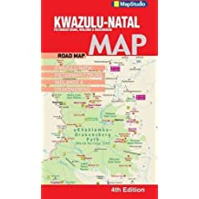 Road Map - KwaZulu-Natal: Pietermaritzburg, Midlands & Drakensberg