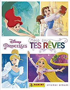 Panini Francia sa 2323-009-Princesas Crois en Tus Ojos álbum