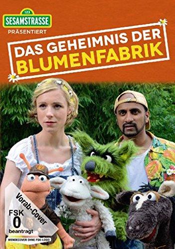 Sesamstraße präsentiert: Das Geheimnis der Blumenfabrik