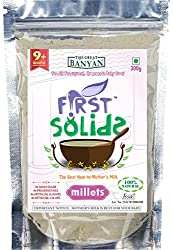 Millets Porridge Mix - 100% Natural Homemade & Organic Baby Food (9+ months)