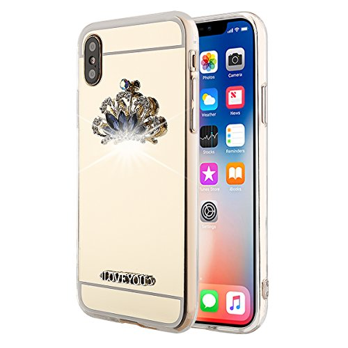 Oppo R17 TPU Case, Durable Protective Case Defender Impact Rugged Case with Durable Protective Case Protective Case Case Compatible with Oppo R17 TPU (Crown)