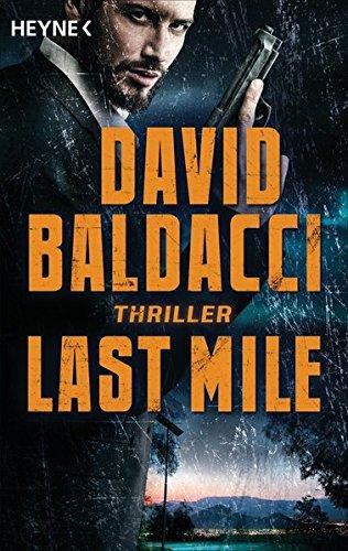 Baldacci, David: Last Mile