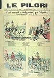 PILORI (LE) [No 256] du 15/03/1891 - PARI MUTUEL ET OBLIGATOIRE PAR VIGNOLA - COUPLETS DE GRAINVILLE...