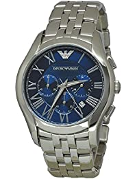 Reloj Emporio Armani Valente Ar1787 Hombre Azul