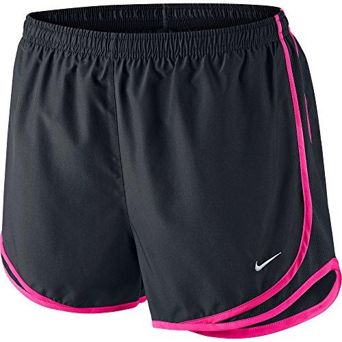 Nike Short New Tempo Track pour Femme Noir/noir/rose/gris Loup Hyper