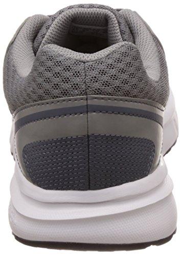 adidas Galaxy 2 M, Scarpe da Corsa Uomo Grigio (Onix/Shock Green/Ch Solid Grey)
