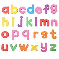 Full Set Magnetic Baby Alphabet Letters Numbers for Kids Puzzles Educational Fridge Magnet Learning Toy Children Birthday Gift