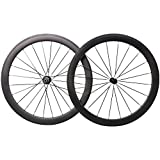 Best Carbon Wheels - Triaero 700C Carbon Wheelset Road Bike 50mm Clincher Review
