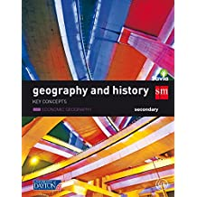 Geography and history. Secondary. Savia. Key Concepts: Economic geography - 9788416346905
