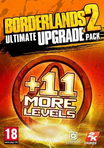 Borderlands 2 Vault Hunter Ultimate Upgrade Pack DLC