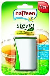 Natreen Stevia Tischspender 120er,4er Pack (4x 120 Stück)