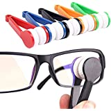 Sanwood 1pcs Mini Eyeglasses Care Cleaning Spectacles Microfiber Cleaner
