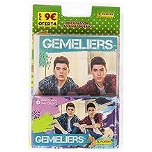 Gemeliers. Blíster archivador y 5 sobres