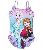 Disney La Reine des neiges Fille Maillot de bain - pourpre - 8 ans