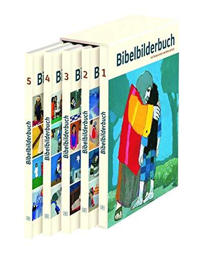 Bibelbilderbuch Band 1-5: Reihe: Was uns die Bibel erzählt