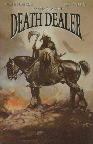 Death Dealer #3 - April 1997