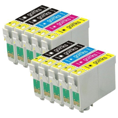 2-insieme-compatibile-di-4-extra-nero-cartuccia-dinchiostro-della-stampante-nero-ciano-magenta-giall